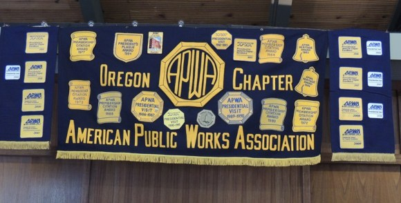 The Oregon Chapter is an association of more than 800 public works members who join together to exchange ideas and information, promote education and training, and work as a team to meet professional and community needs.